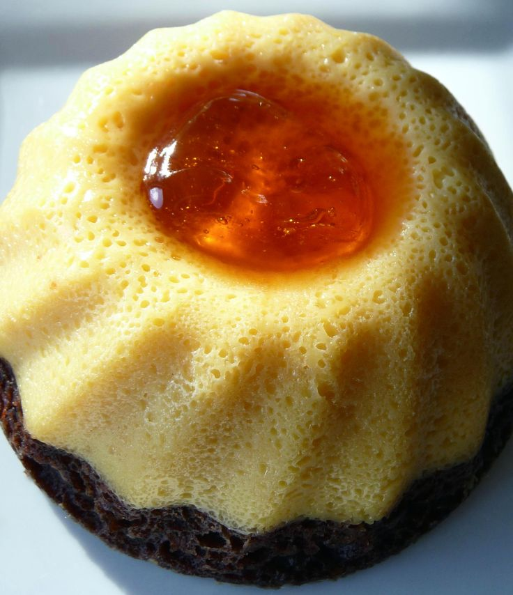 Individual Impossible Bundt Cakes or Chocoflan: Spicy ...