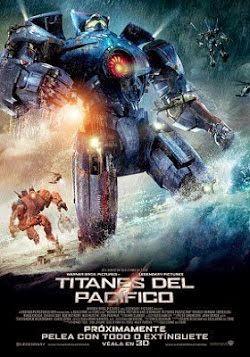 Titanes del pacifico online latino 2013 - Ciencia ficción, Acción