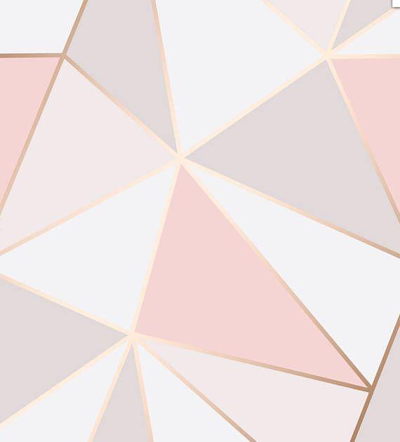 Cette belle dispose de fonds d'écran Apex géométriques un design contemporain style géomét ...