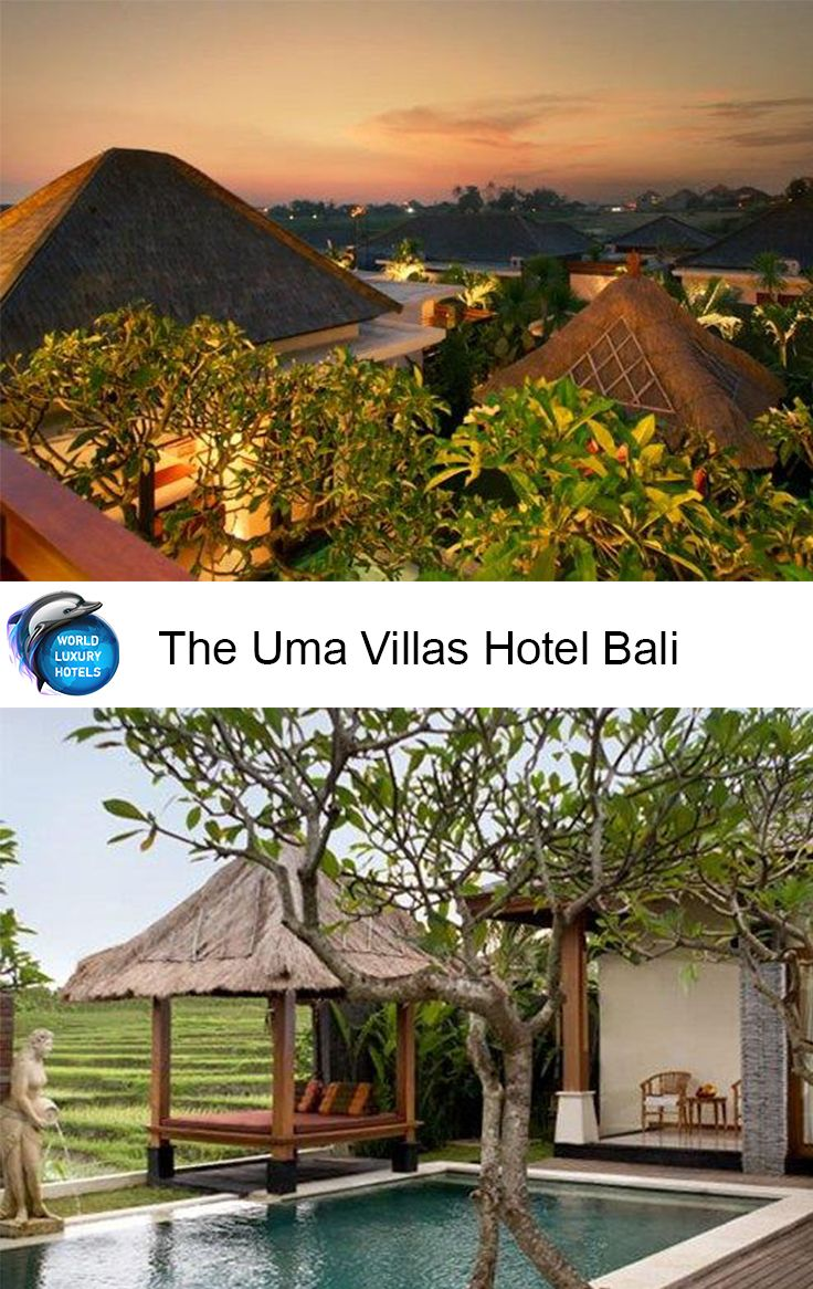 The Uma Villas Hotel Bali Resort