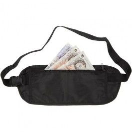 This belt is perfect for money, tickets and documents and fits neatly underneath clothes. Visit your local store today