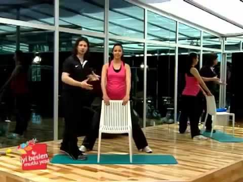 Hamilelik EgzersizleriKolay Doğum Yapabilmek İçin Egzersiz ve Spor Harek...