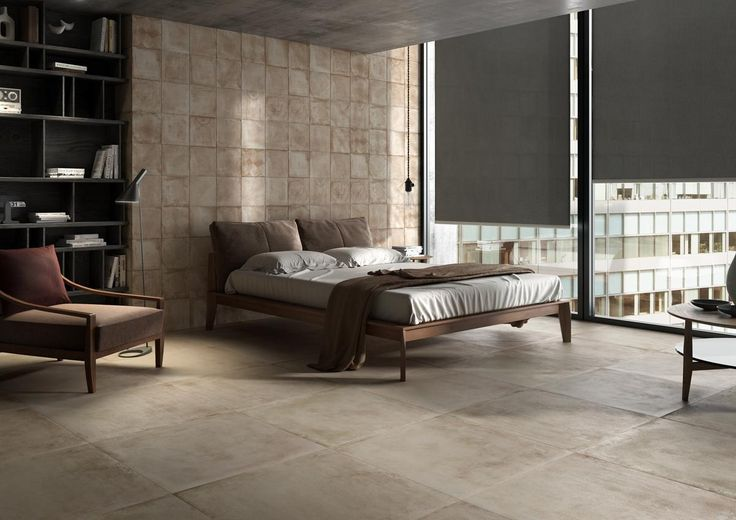 "Hidden, New Cement Look Tile from Import Tile Center 30""x30"" Tel: 310.451.0644"