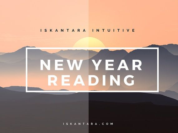 New Year Reading