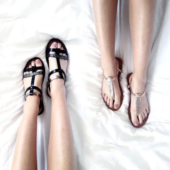Découvrez la sélection de sandales tendances BABOU de @mysweetcactus à partir de 6€ ! Brodées, à pompons, dorées... il y en a pour tous les goûts !