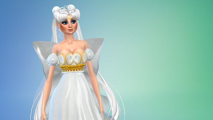 Sims 4 Sailor Moon