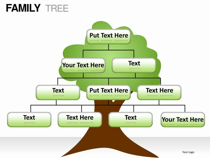 Powerpoint Family Tree Template Lovely Family Tree Powerpoint