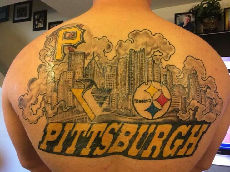 16 best pittsburgh pirates tattoos images on pinterest for Tattoo shops in pittsburgh pa
