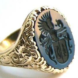 Siegelringe // Juwelier Kuder - Tradition in Fellbach seit 1898