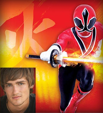 The Red Ranger Picture - Power Rangers: Samurai
