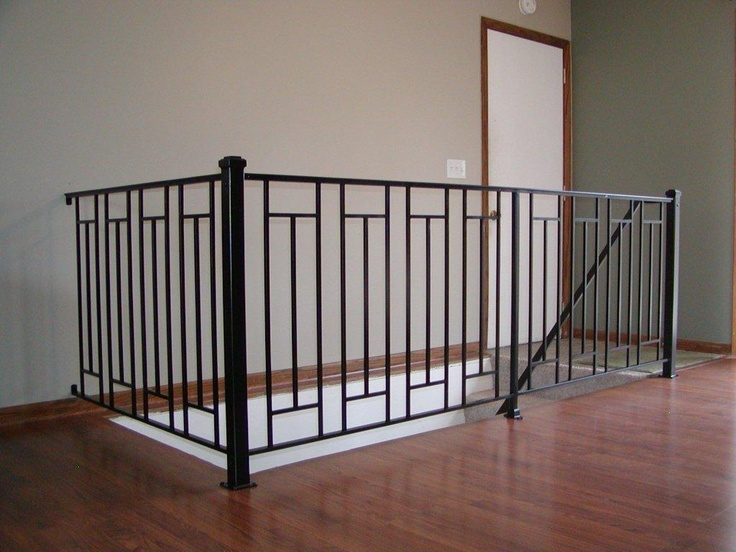 Indoor Handrails For Stairs Contemporary: 1000+ Ideas About Indoor Stair Railing On Pinterest