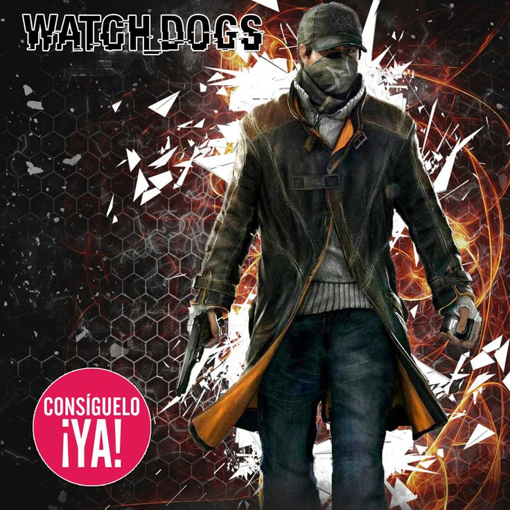 Videojuego Watch Dogs para tu consola o sistema preferido; PC, PS3, PS4, XBOX 360 y XBOX ONE  #OFERTAS #VIDEOJUEGOS #PC #PS4 #PS3 #XBOXONE #XBOX360