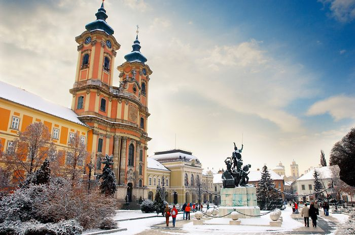 Photos, Pictures & Images of Eger Hungary