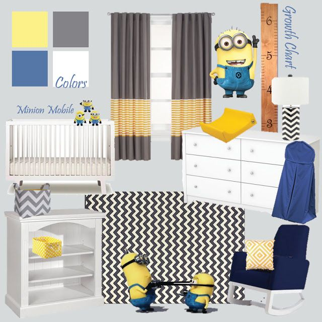 Minion nursery