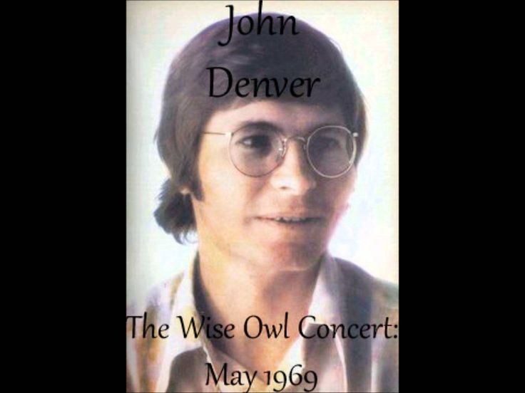 John Denver - Games People Play/Hey Jude (Live) (The Wise Owl Concert Ma...
