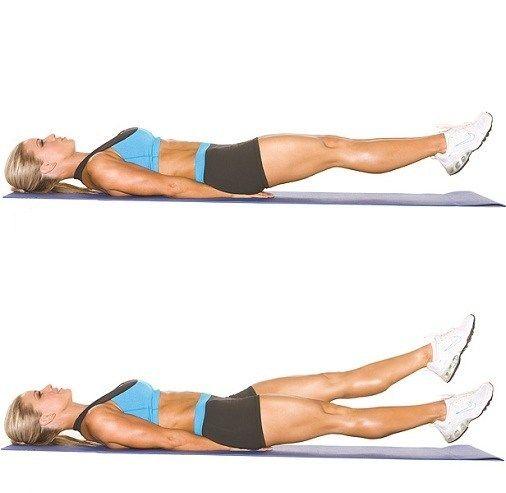 Упражнения Для Похудения Таза И Ляшек. Как убрать ушки на бедрах и уменьшить объем ног: топ 16 упражнений