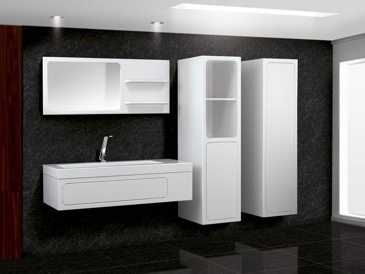 17 beste afbeeldingen over badkamers op pinterest modellen kippen en deuren - Badkamer modellen ...