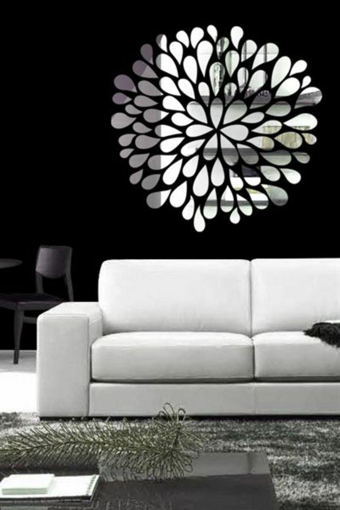 78 id es propos de tables basses avec miroir sur for Miroir ikea salon