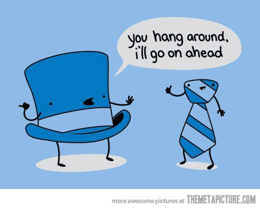@Andrea Sharpe, this is for you. I know how you enjoy puns! Haha.