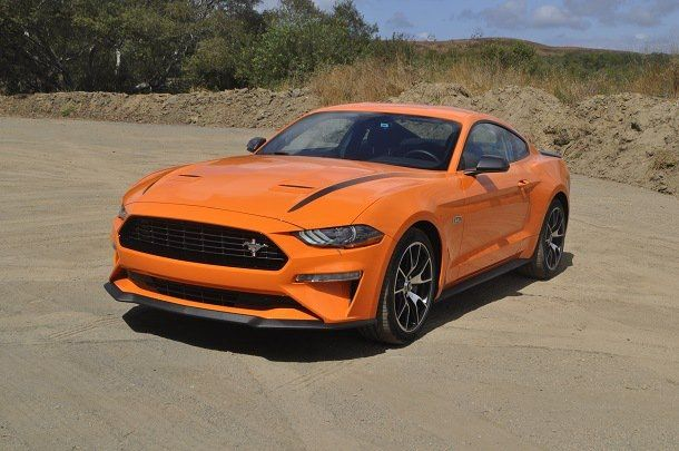 2020 Ford Mustang Ecoboost Hpp Compared With 2019 Chevy Camaro 1le