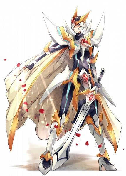 Blaster Blade Liberator (Cardfight!! Vanguard)