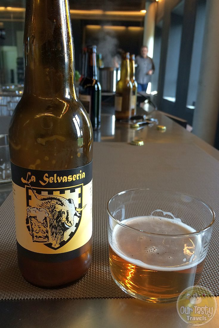 04-May-2015 : Rossa by La Selvaseria. A clean English Pale Ale. #ottbeerdiary