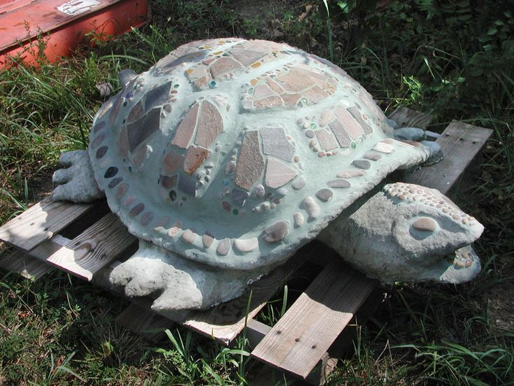 17 best images about diy concrete lawn ornaments on for Craft cement mix