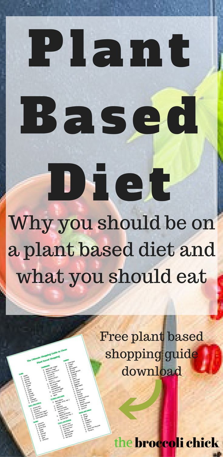 how to eat plant based foods