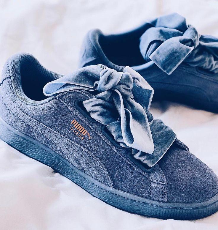 Puma sneakers - Basket Heart  Instagram de @_mariana06_