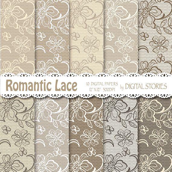 Lace Digital PaperLACE ROMANTIC BEIGE Lace Beige by DigitalStories  https://www.etsy.com/listing/127772898/lace-digital-paperlace-romantic-beige?ref=shop_home_active_20