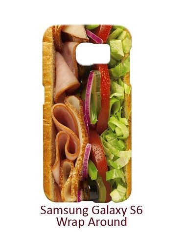 Sandwiches Case for Samsung Galaxy S6