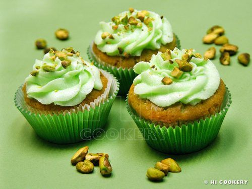 Pistachio Pudding Cupcakes February 26: National Pistachio Day As the end of February quickly approaches, we look forward to marching on toward St. Patrick's Day. During this time, we experiment wi…