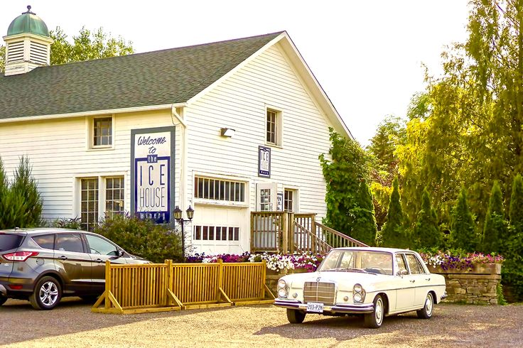 The Ice House Winery