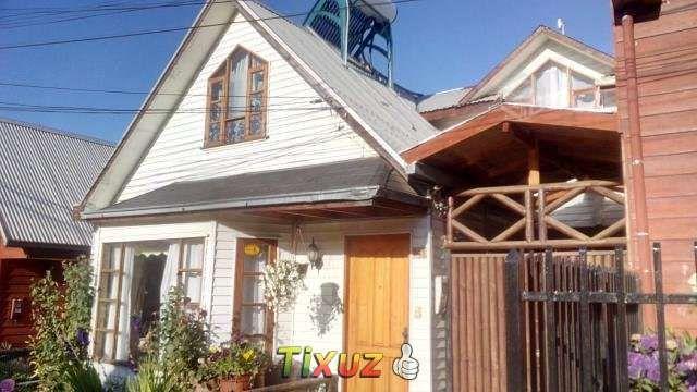 hermosa casa en puerto varas