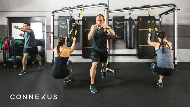 Matrix Connexus functional training system