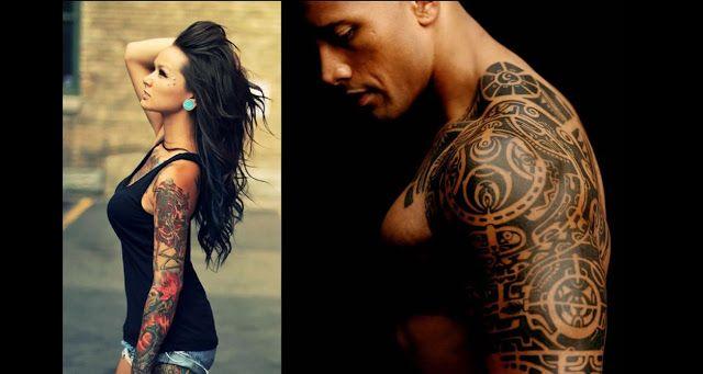 ΕΧΕΙΣ ΤΑΤΟΥΑΖ;;; Διάβασε το!!! Άσχημα τα νέα για όσους έχουν τατουάζ! (φωτο)