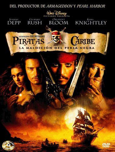 Piratas del Caribe 1 -La Maldición de la Perla Negra (2003)