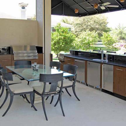 17 Best Images About Danver Outdoor Kitchens On Pinterest Key West Stainless Steel And Appliances