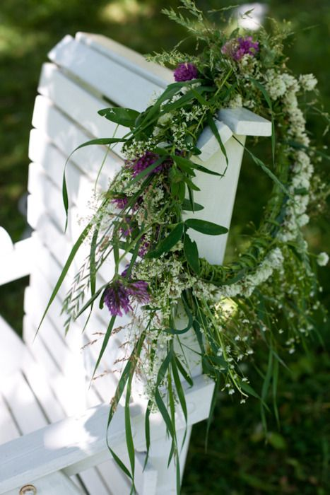 sweet...  would like to make this with dried flowers.
