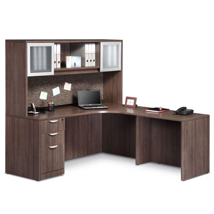 Aspenhome Warm Cherry Executive Modular Home Office: 44 Best Executive Desks Images On Pinterest
