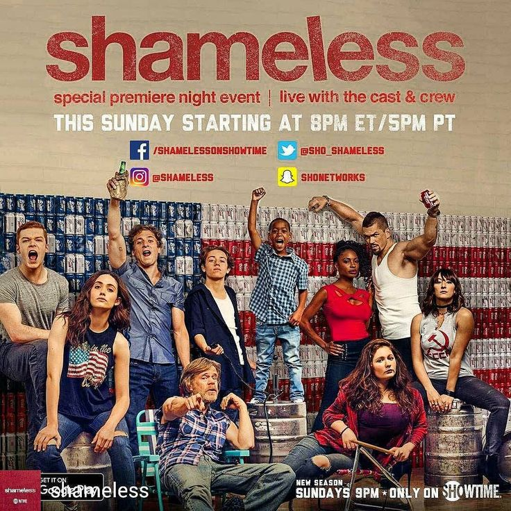 from @shameless -  There's no party like a Gallagher party.    Join the cast THIS SUNDAY across social channels as they celebrate the #Shameless season premiere!  #Showtime #Gallaghers #Party #SeasonPremiere #CastParty #ThisSunday # #rg by #vtofighi . If you agree with #repost just double click on it.  Hope you like it - #shameless