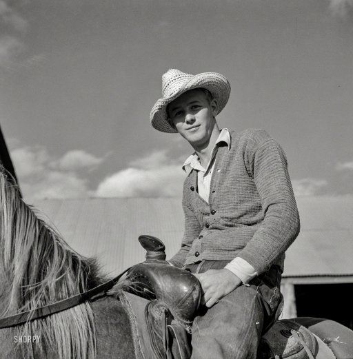 Our Man in Montana: 1941 | Shorpy | Old Photos
