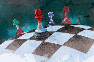Ρωσία ΗΠΑ και Ισραήλ σε διπλωματικό σκάκι για τη Μέση Ανατολή. ~ Geopolitics & Daily News