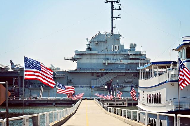 USS Yorktown, Patriot's Point, Charleston, SC