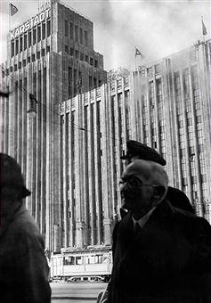 1940 Kartsadt am Hermannplatz