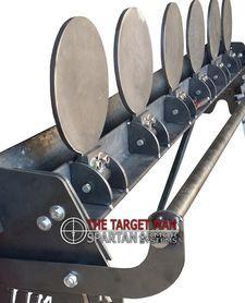 plate rack diy ar500 shooting targets