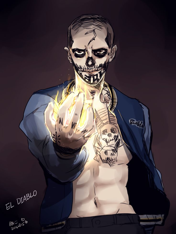 El Diablo is cute (???