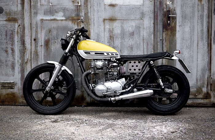 Just like Deus are influencing the motorcycle culture in Australia, the Wrench Monkees are having the same effect in Europe. This clean and simple XS650 took inspiration from the talented Danish cu…