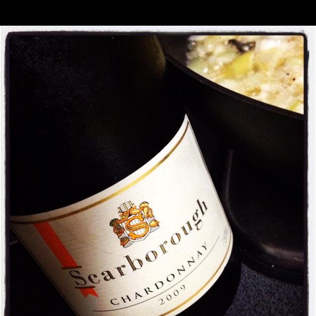 Always love a Scarborough Chardonnay!