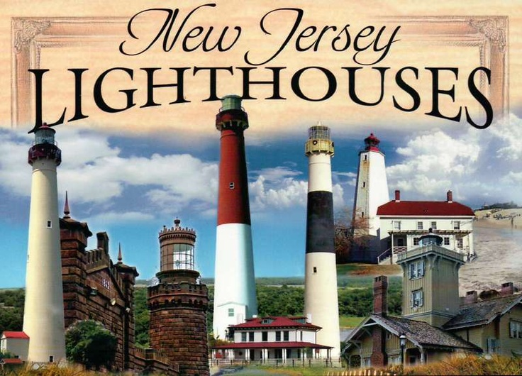 New Jersey lighthouses
